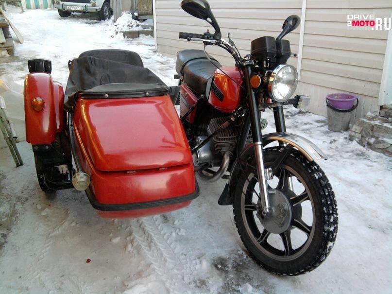 фото мотоцикл юпитер