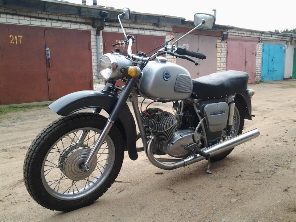 мотоцикл юпитер 3 фото
