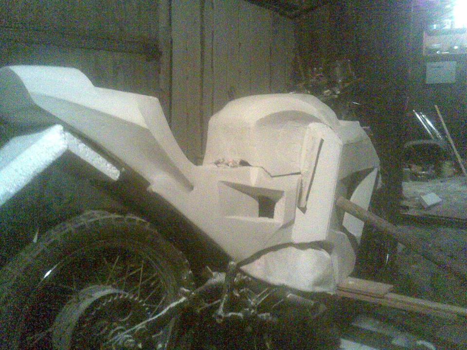 От2108 рр от мотоцикл иж юпитер 5
