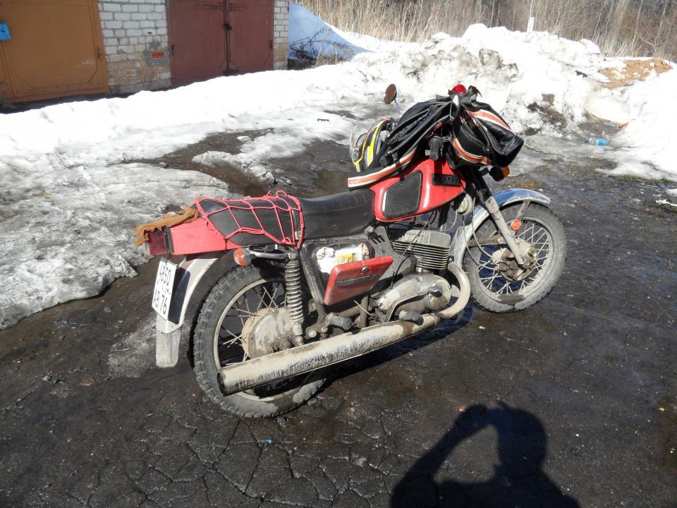 Мотоцикл иж юпитер 5 иж 6