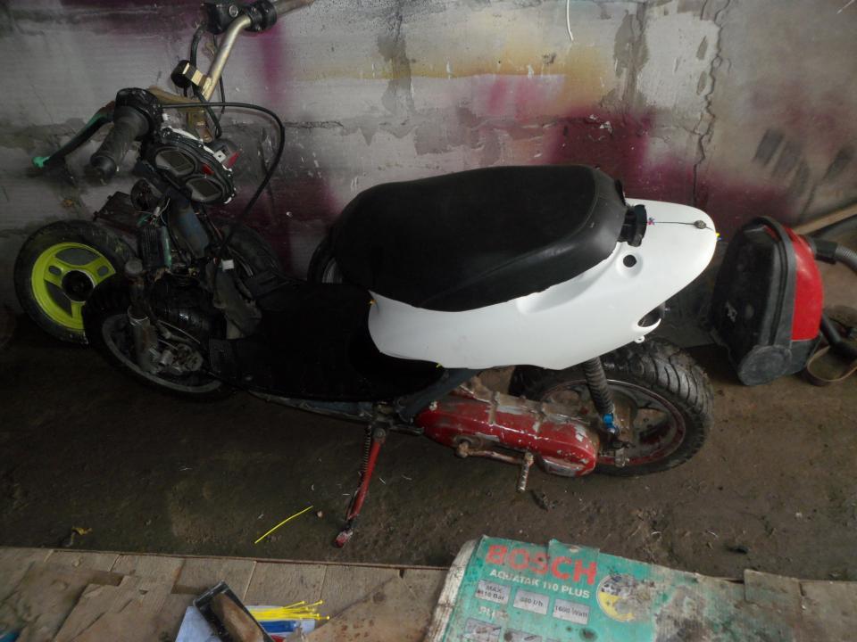 Отремонтировать скутер своими руками 694