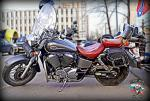 мотоцикл Honda - Shadow - шадовка