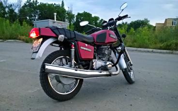 мотоцикл - ИЖ - Планета 0
